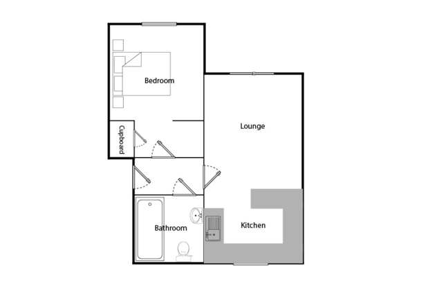 VES-WF11-628 - Floor plan