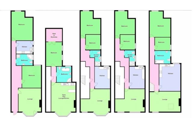 VES-FY1-001 Floor Plan