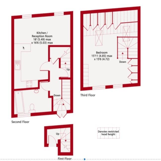 floorplan - flat 2
