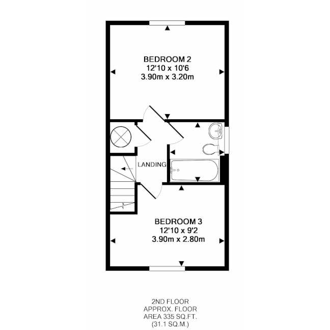 floorplan - SF